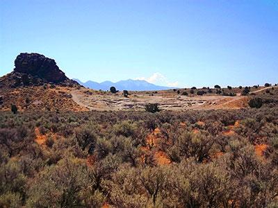 Great Western Land Hotspots