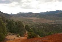 Pinyon Canyon - Minerva, Silver Flat No. 1